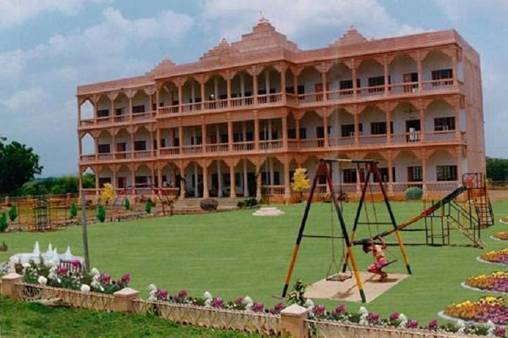 Maharishi Vidya Mandir-School Building