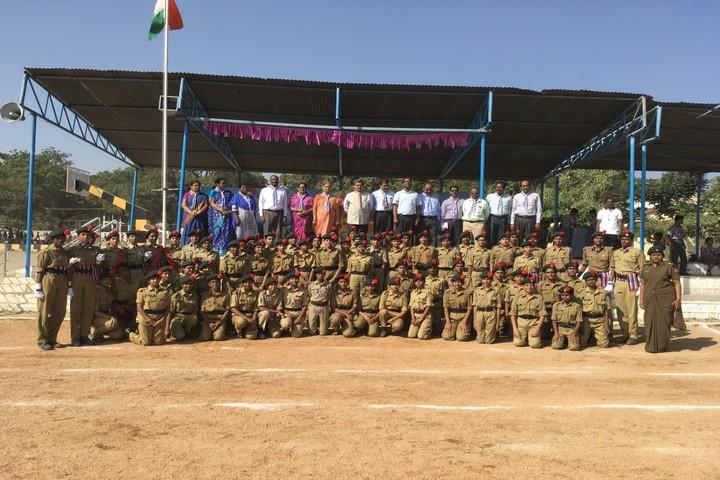 Kendriya Vidyalaya-NCC Scouts and Guides