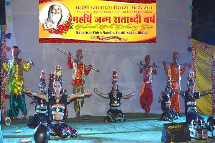 Maharishi Vidya Mandir-Cultural Fest