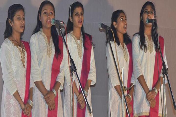 Maharishi Vidya Mandir-Music Activity