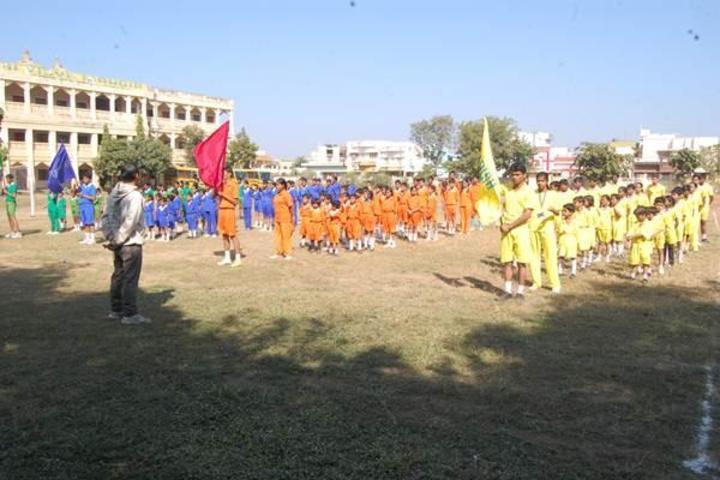 Maharishi Vidya Mandir-Sports Meet