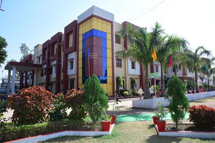 Maitri Vidya Niketan-building