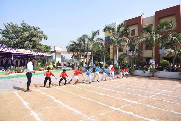 Maitri Vidya Niketan-sports day