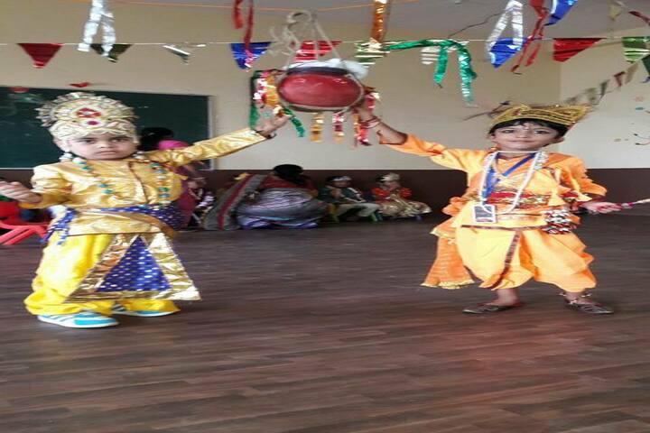 Mansarowar Vidyalaya-Krishnastami