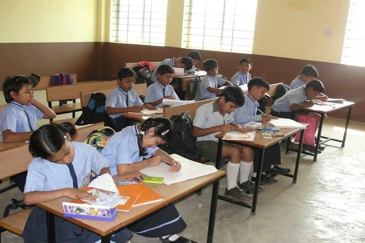 Mansarowar Vidyalaya-drawing competition