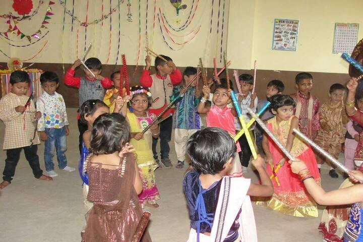 Mansarowar Vidyalaya-fest