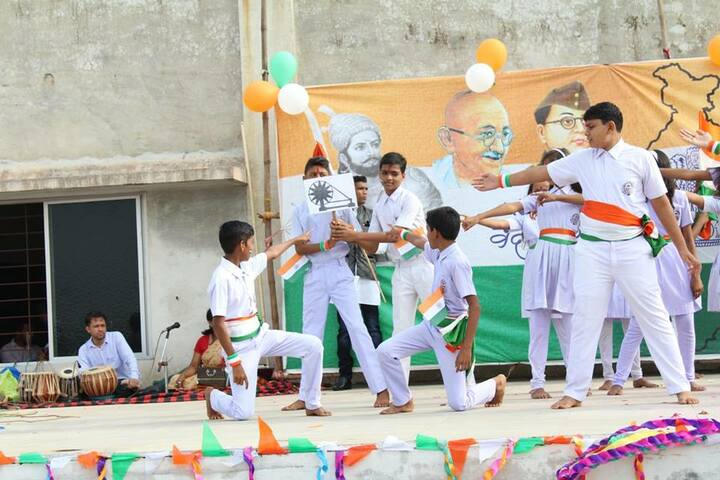 Mansarowar Vidyalaya-independence day