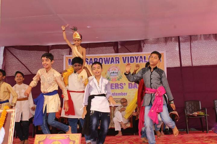 Mansarowar Vidyalaya-teachers day