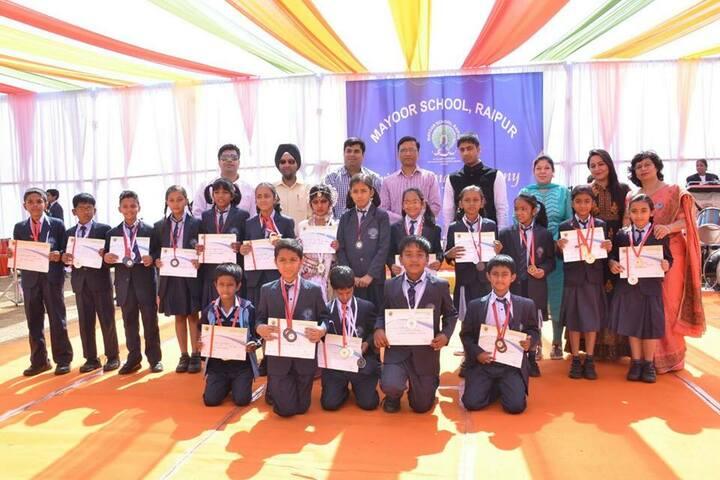 Mayoor School-award