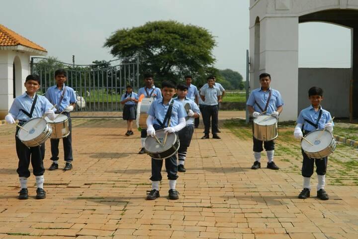 Mayoor School-band