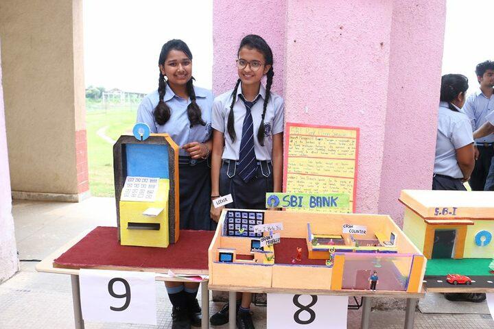 Mayoor School-exhibition