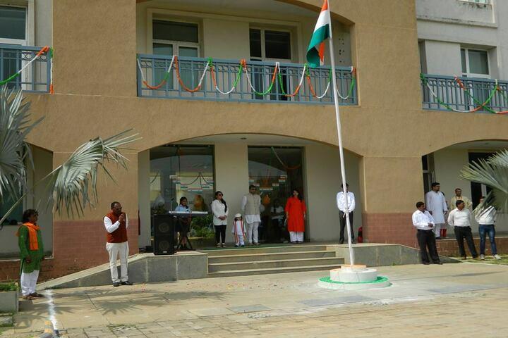 Mayoor School-independence day