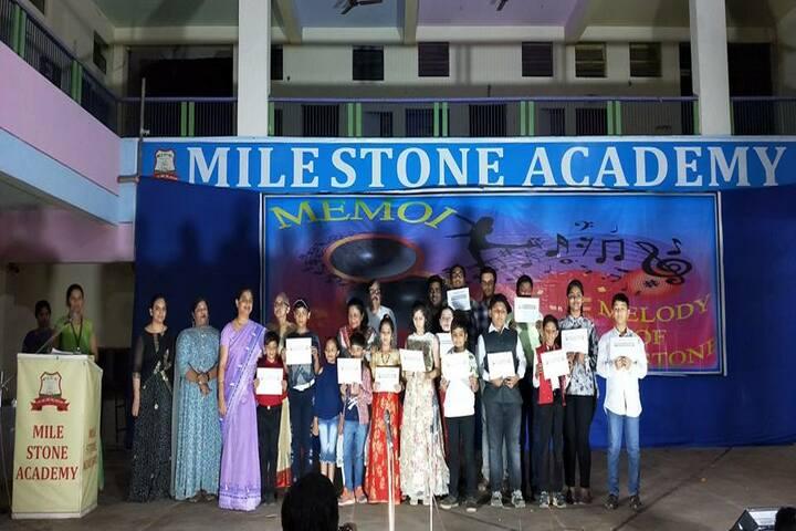Milestone Academy-Event