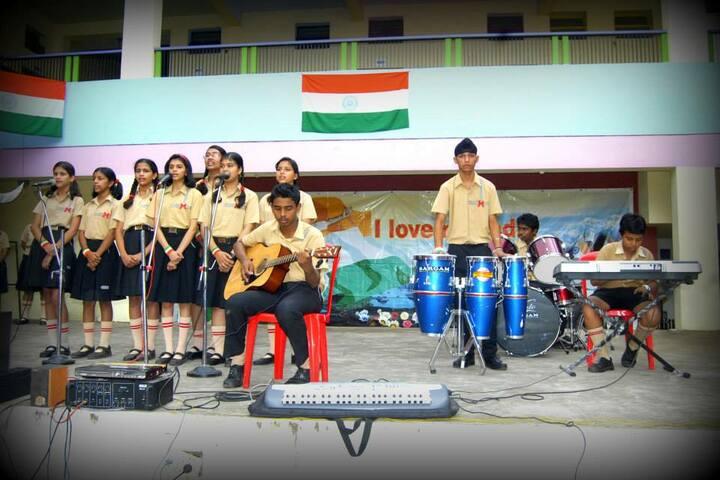 Milestone Academy-Music