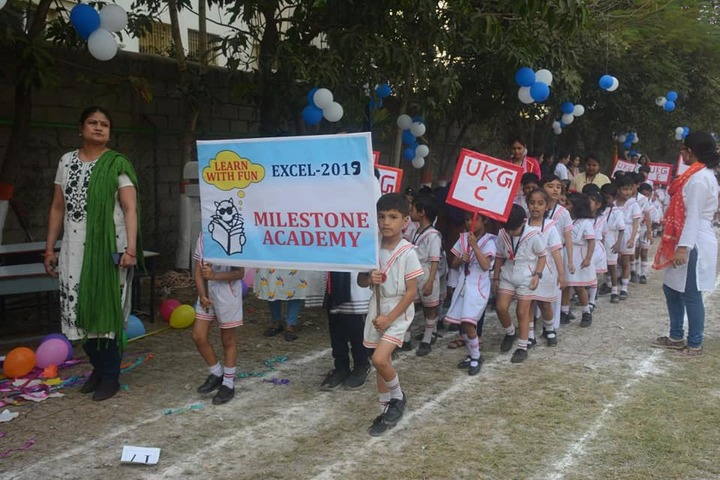 Milestone Academy-Rally