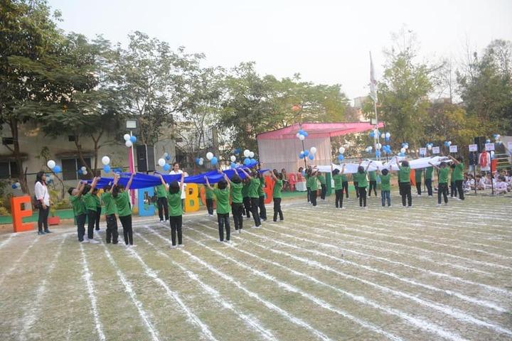 Milestone Academy-Sports Day