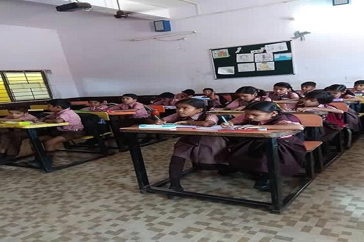 Milestone Public School-Class Room