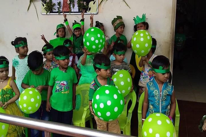 Milestone Public School-Green Day Celebration