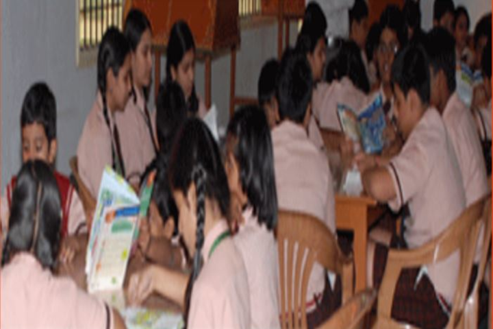 Mintu International Public School-Library