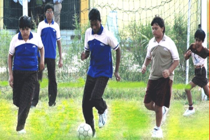 Mintu International Public School-Sports