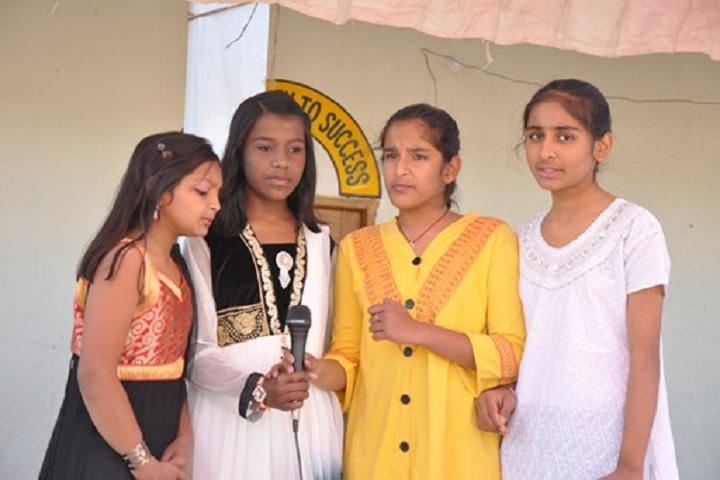 Modern Convent School-Group Singing