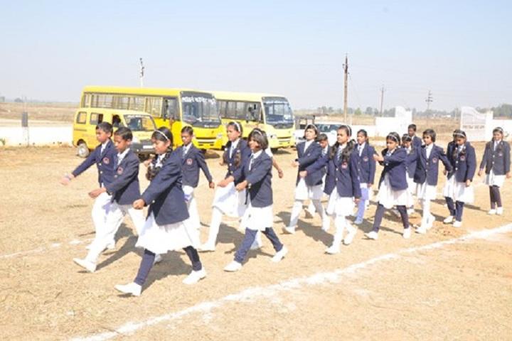 Modern Convent School-Scouts