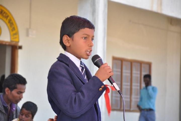 Modern Convent School-Singing