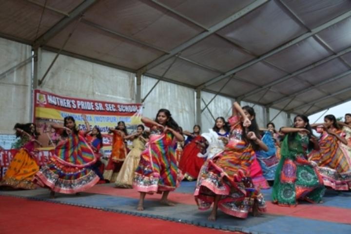 """MotherS Pride Higher Secondary School-Campus-Dance"""