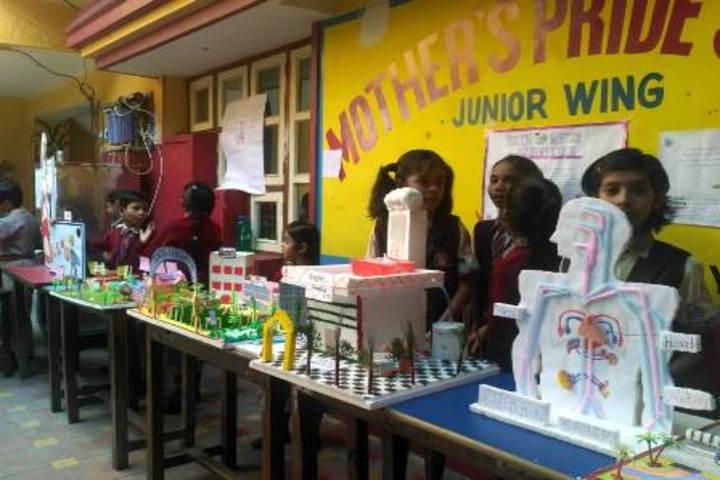"""MotherS Pride Higher Secondary School-Campus-Exhibition"""