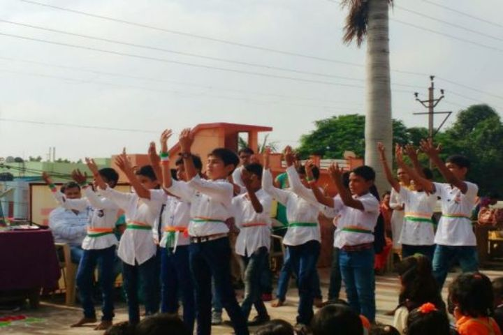 """""""MotherS Pride Higher Secondary School-Independence day"""""""