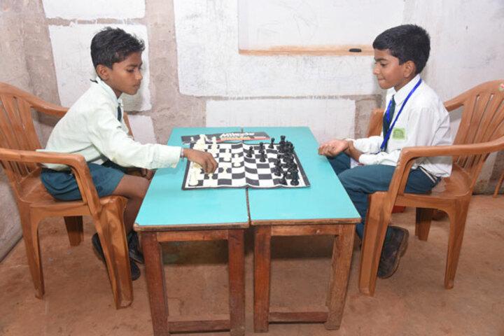Nalanda English Medium Higher Secondary School-Chess