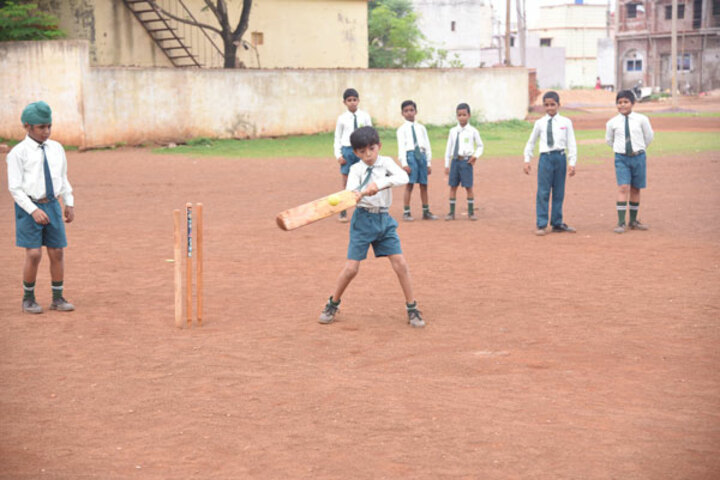 Nalanda English Medium Higher Secondary School-Cricket