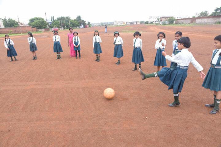 Nalanda English Medium Higher Secondary School- Football