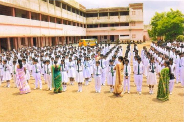 Nalanda English Medium Higher Secondary School-Assembly