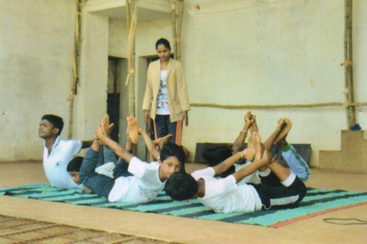 3Nalanda English Medium Higher Secondary School-Yoga