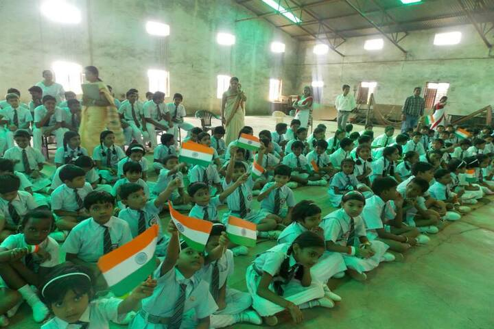 National Convent School-independence day