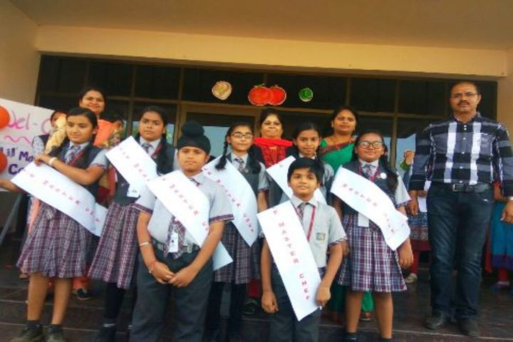 NEERAJ BAJPAYEE INTERNATIONAL SCHOOL-event