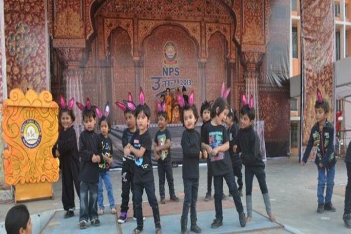 Neeraj Public School-KG dance