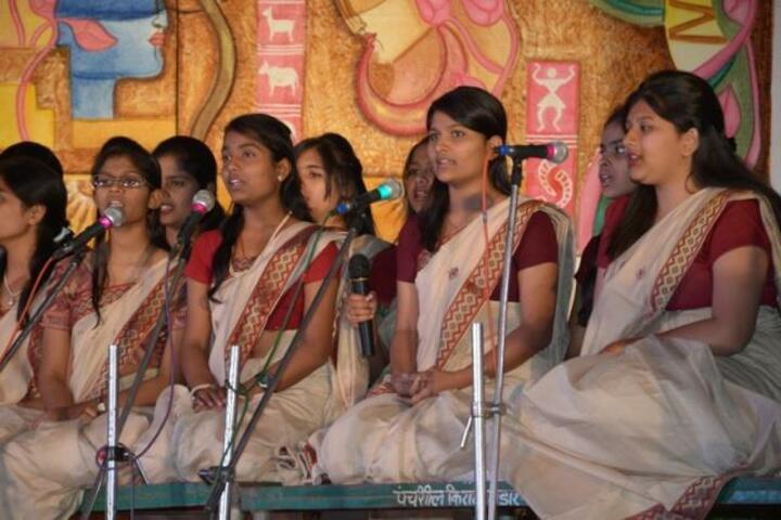 Neeraj Public School-singing