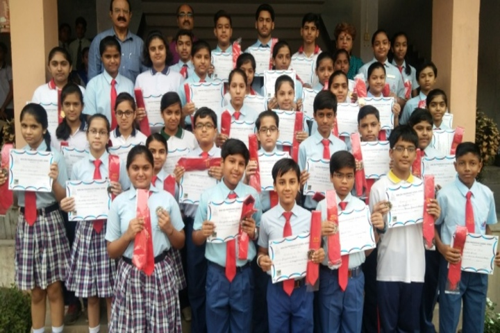 New Era Progessive School-award