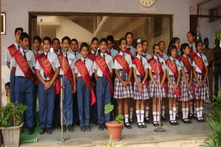 New Era Progessive School-singing