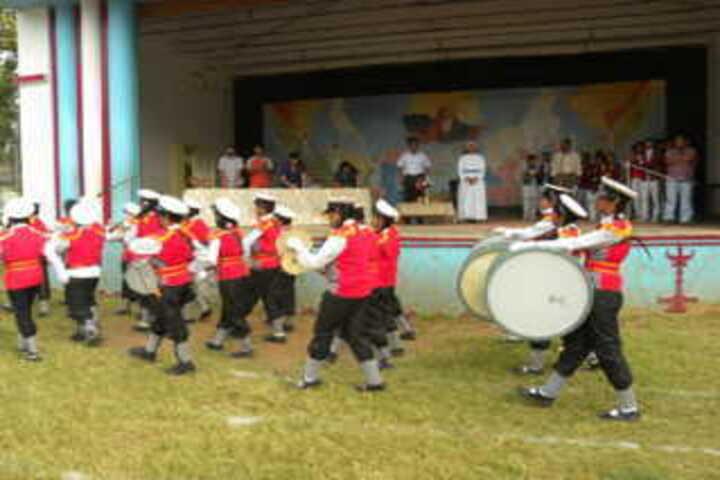 Nirmal Higher Secondary School-Band