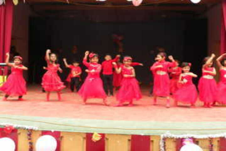Nirmal higher secondary school-Childrens day