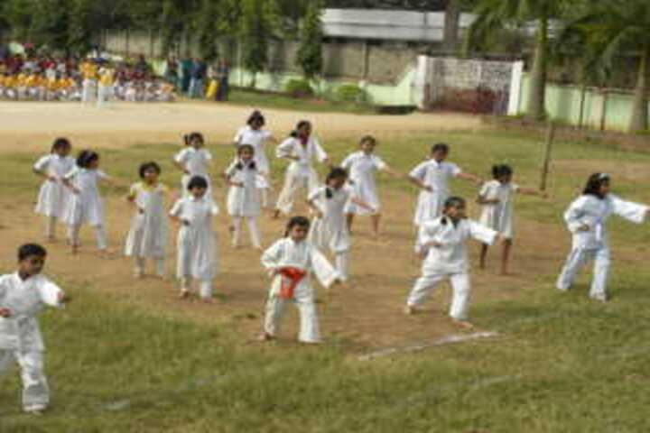 Nirmal higher secondary school-Karatte