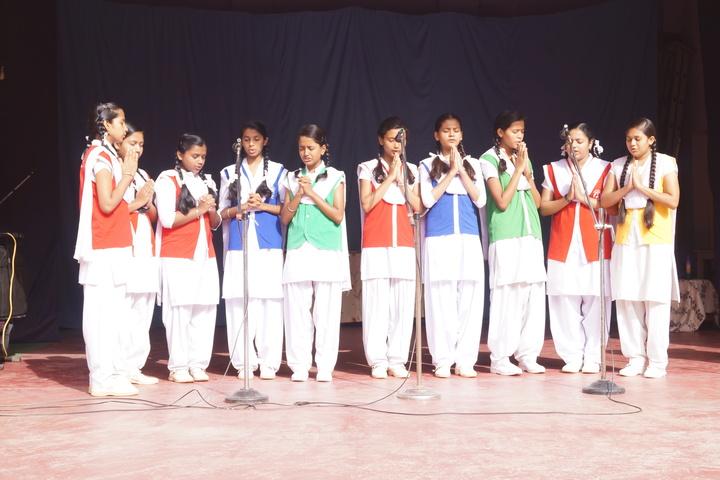 Nirmal Higher Secondary School-Singing