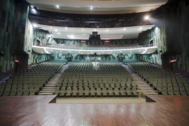 O.P. Jindal School-Auditorium