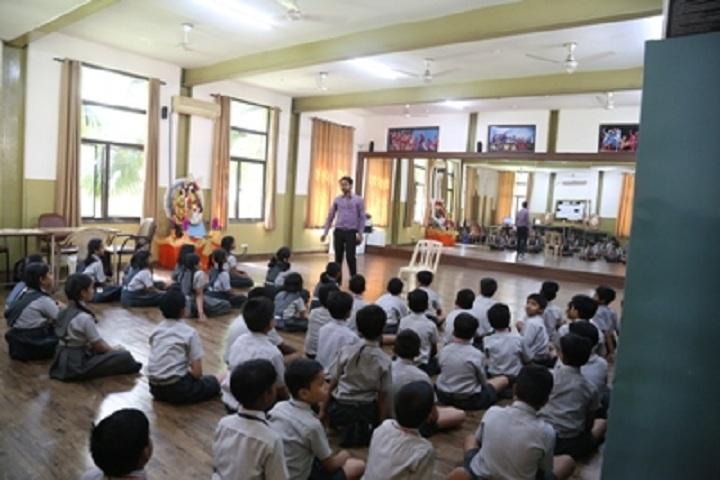 O.P. Jindal School-Dance Room