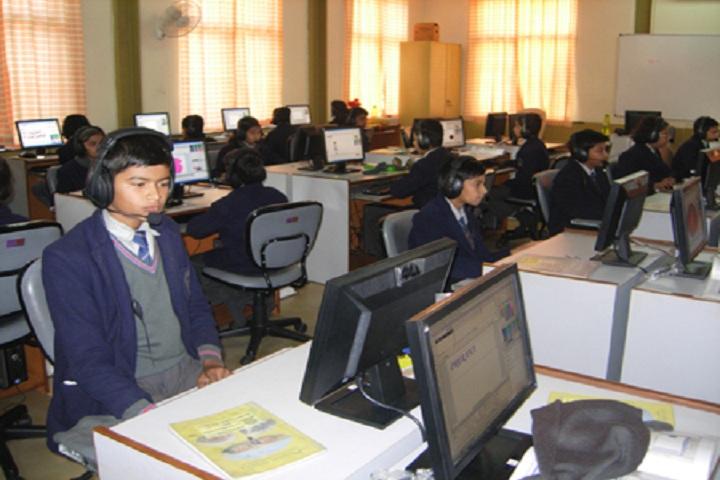 O.P. Jindal School-Computer Lab