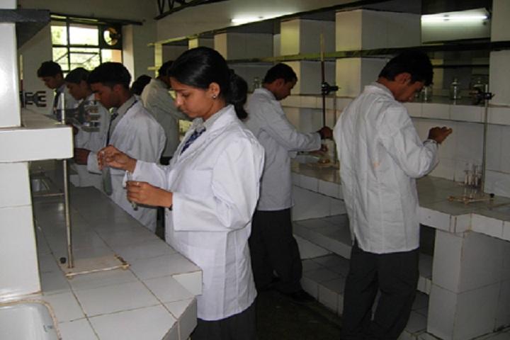 O.P. Jindal School-Chemistry Lab