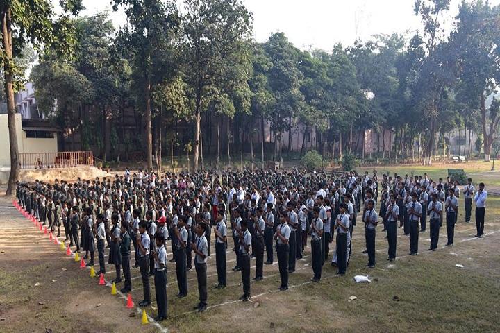 O.P. Jindal School NSPL-Assembly